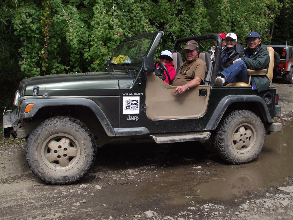 CRYSTAL RIVER JEEP TOURS - Tour Options and Pricing