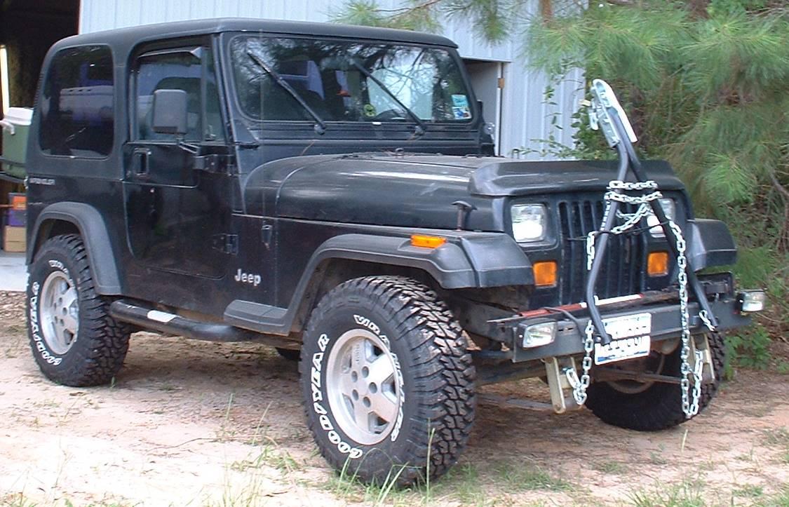 1994 Wrangler Tj Quot Fiji Jeep Quot