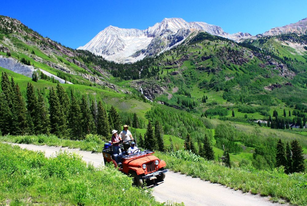 Crystal Colorado Map.Crystal River Jeep Tours Marble Colorado Crystal Mill Crystal